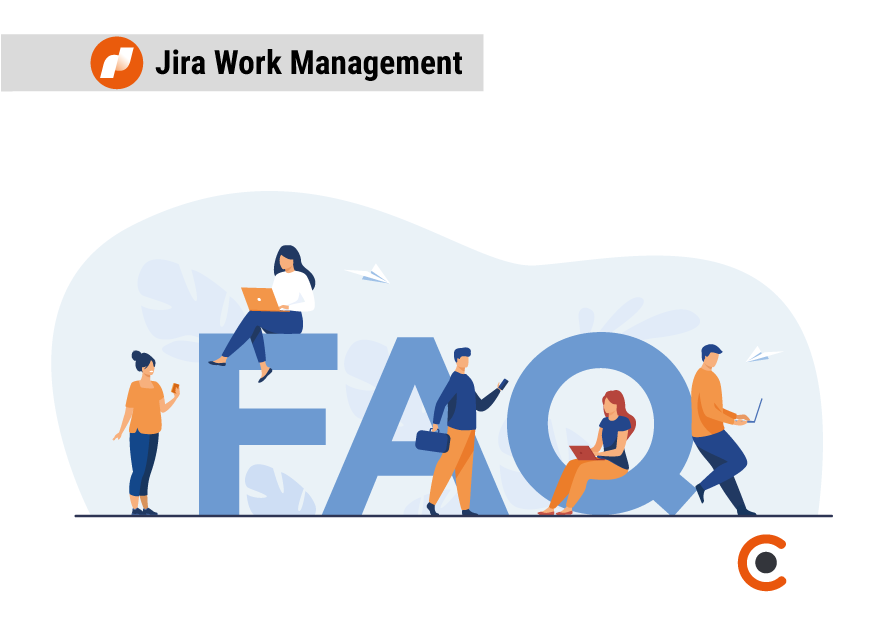 FAQ Jira Workmanagement